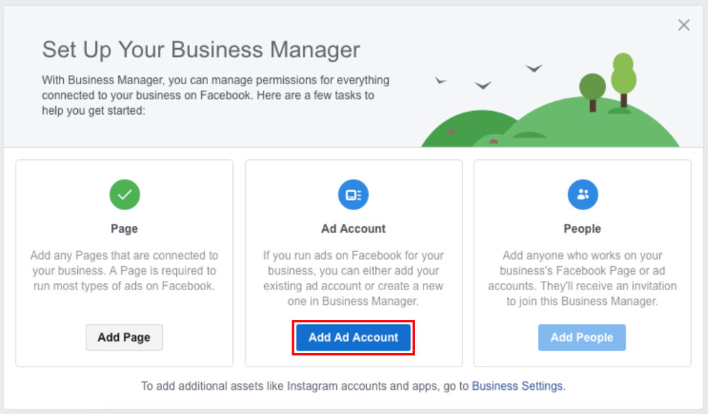 Add-Ad-Account-to-Business-Manager-FB
