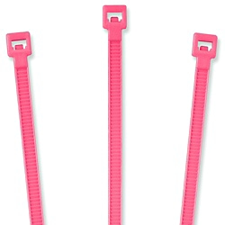 COLOURED CABLE TIES -