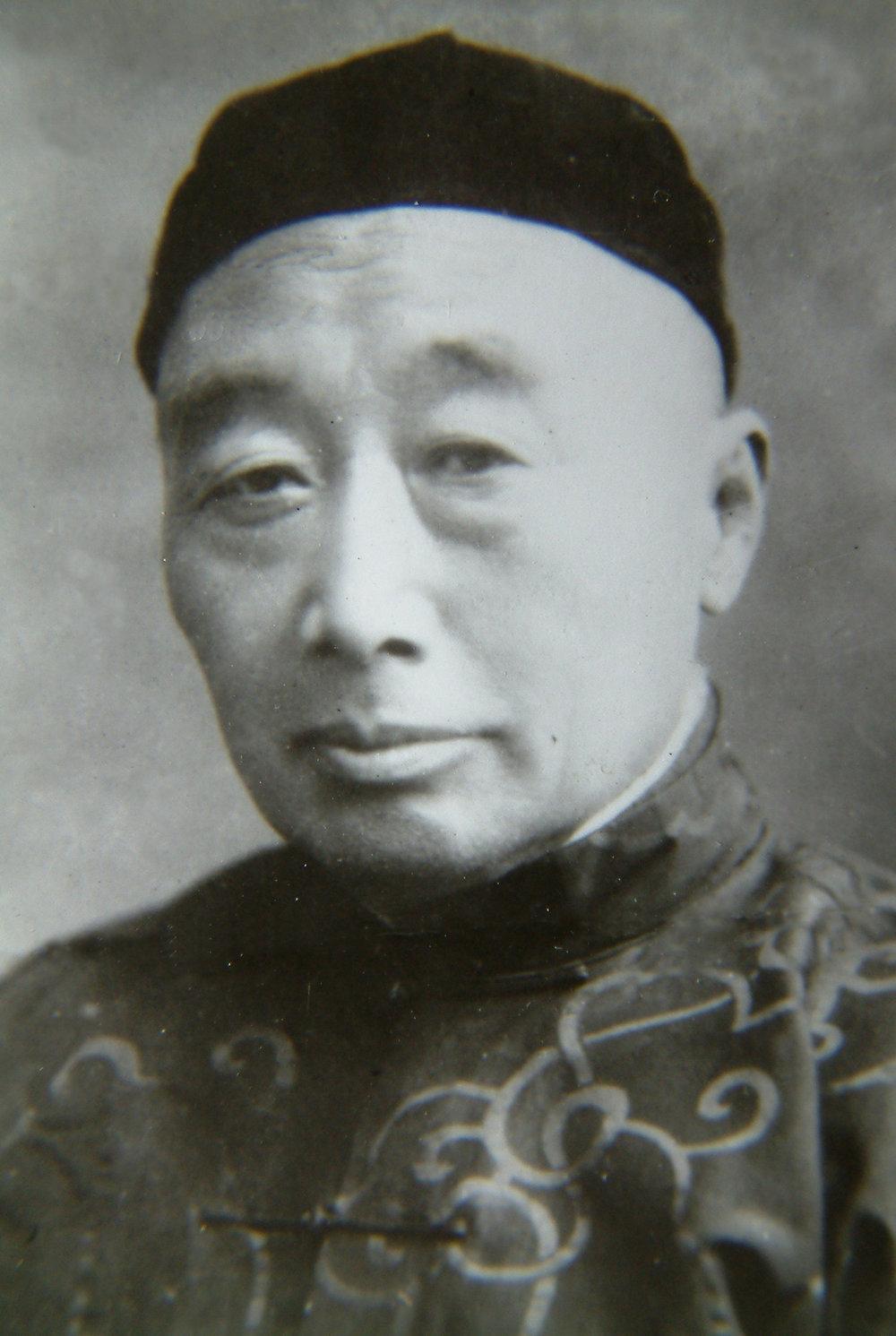 沈月泉(1865  —1936)