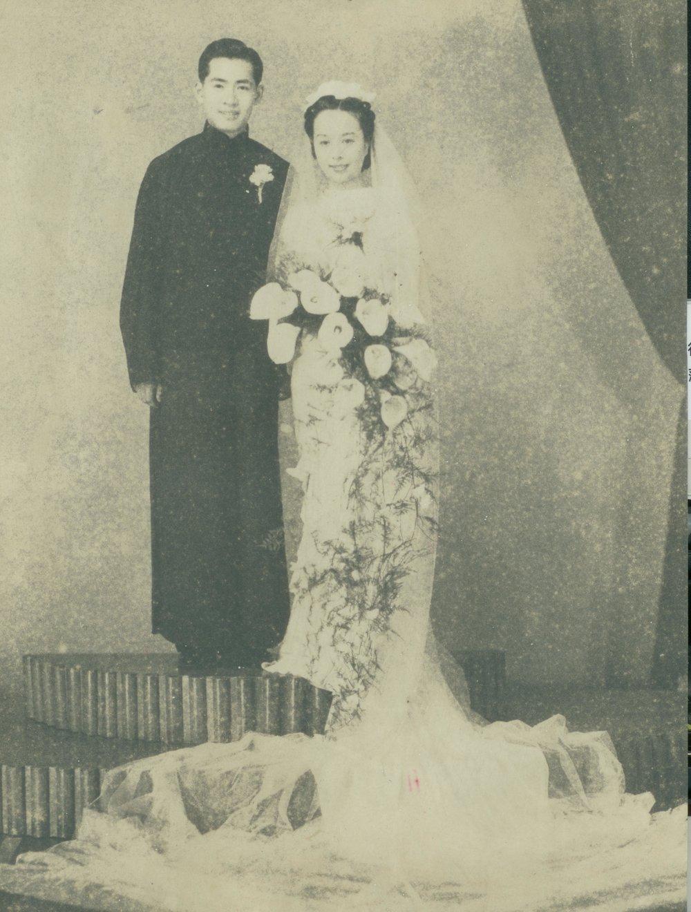 张元和(1906  —2003)