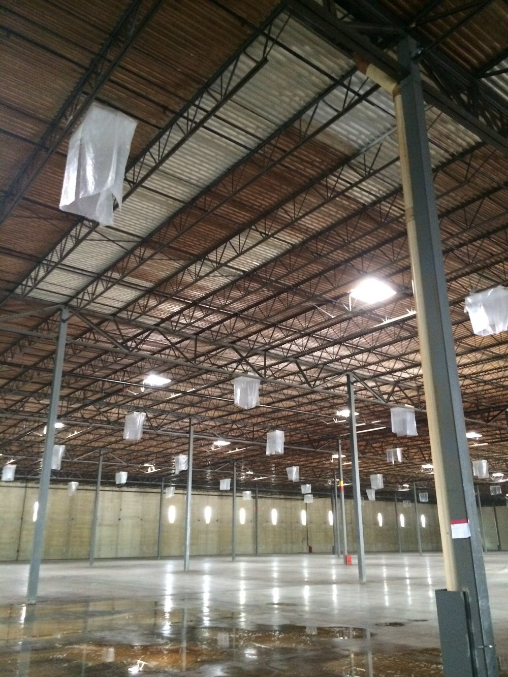 Painters Inc. Chicagoland industrial facility cleaning prep