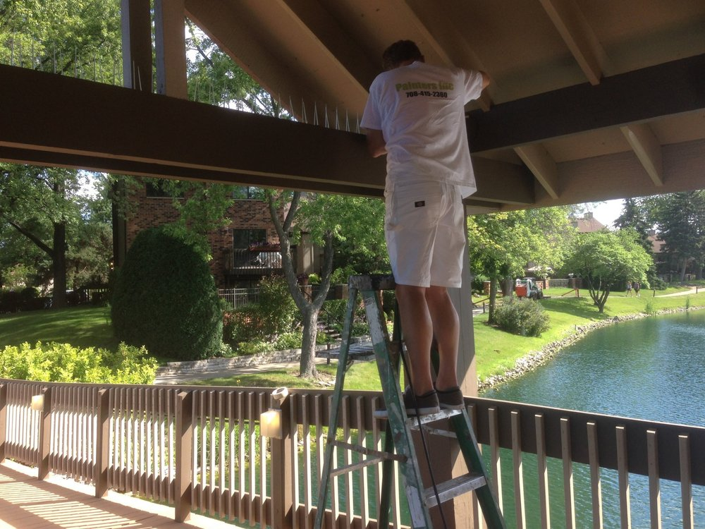 Painters Inc. Chicago best exterior painting