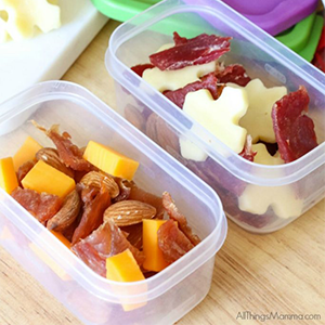 Quick and Easy Protein-Packed Snack Packs, All Things Mama