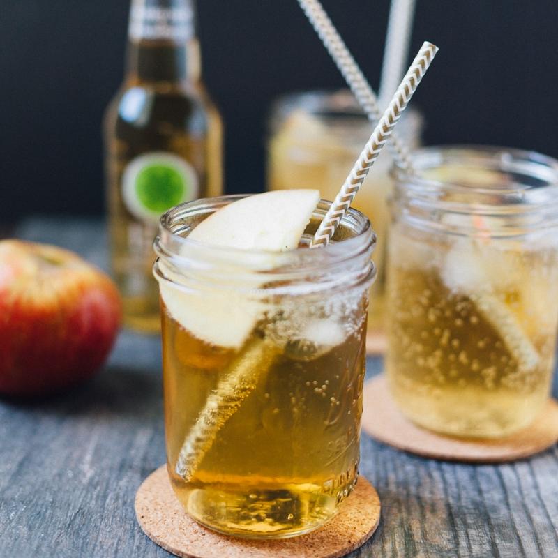 Apple Ginger Whisky