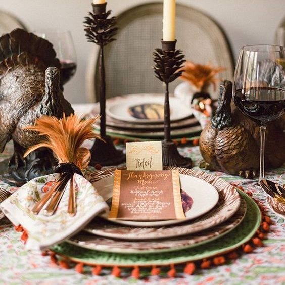 A Southern Thanksgiving by Waiting On Martha