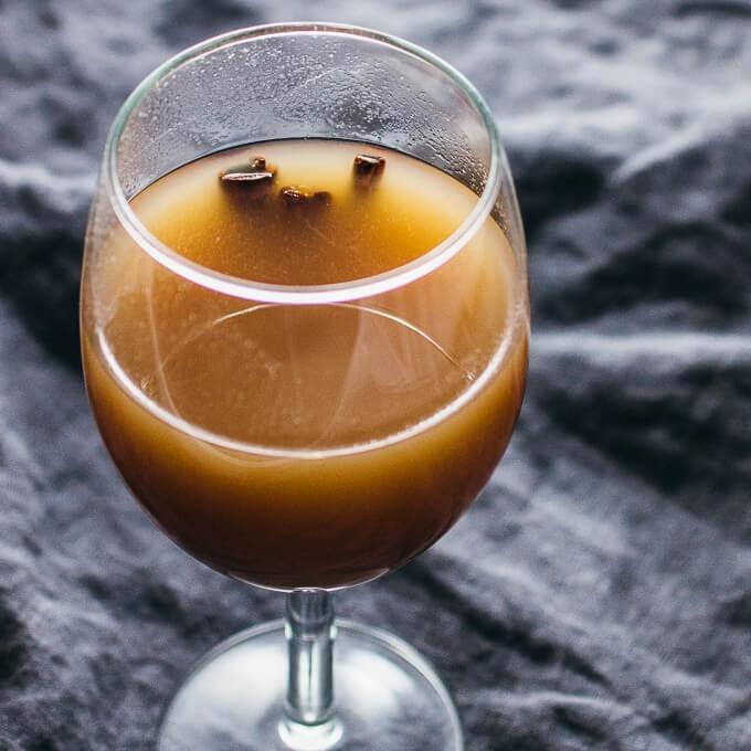 Cinnamon Pear Cider