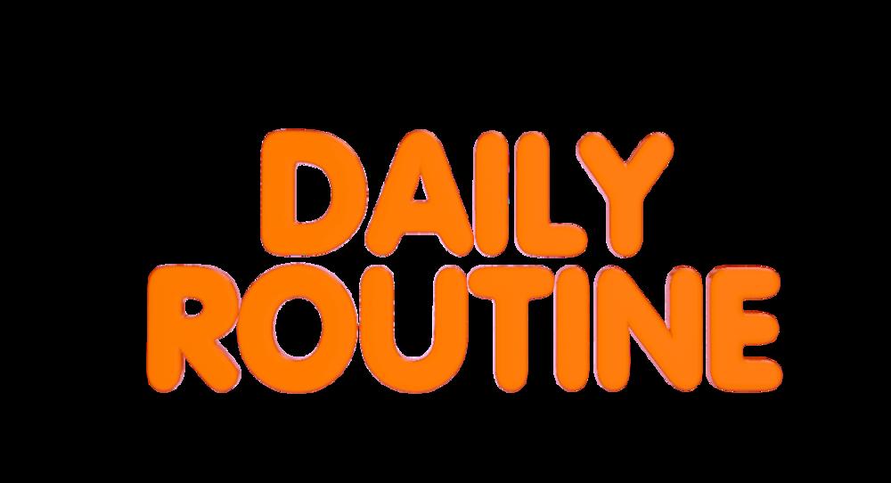 daily routine pride joy childcare