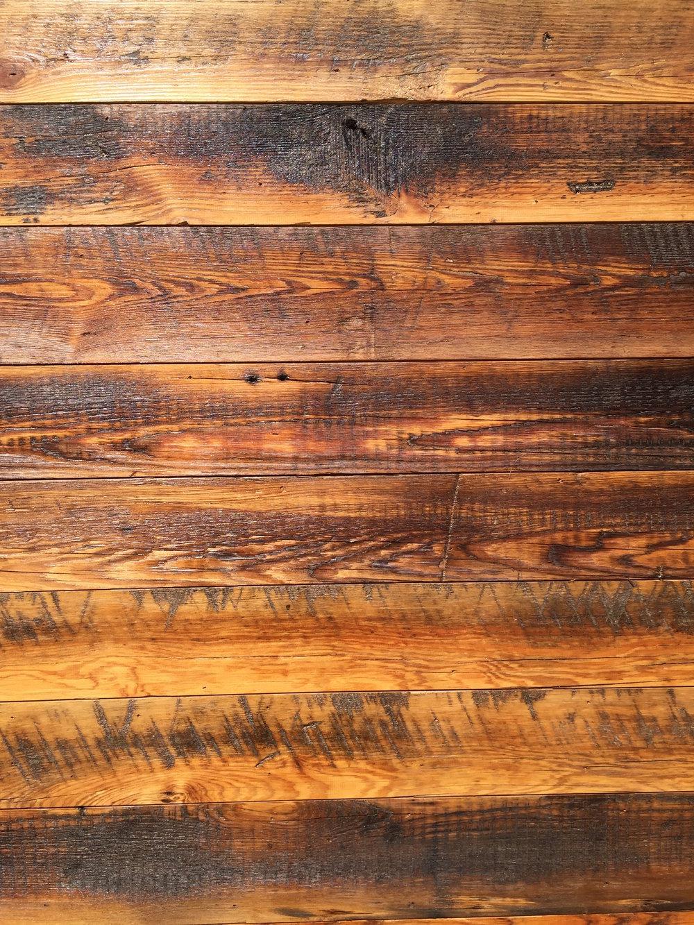Rustic Heart Pine Regular