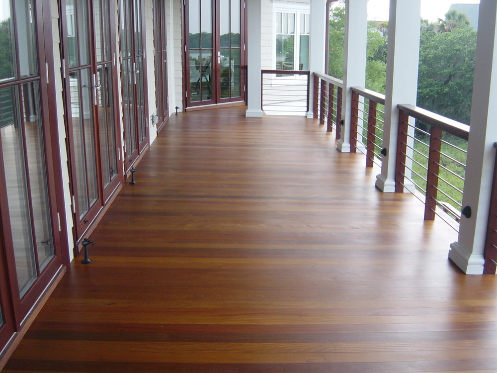 SPECIALTY WOODS & DECKING