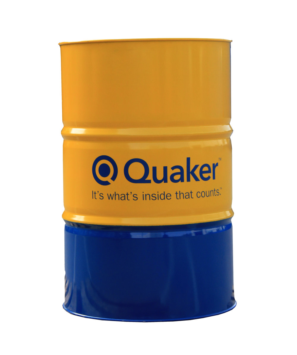 Quaker Chemical metalworking fluids