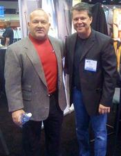 Fitness industry leaders, Fitmarc's Robert J Dyer & Bryan K O'Rourke