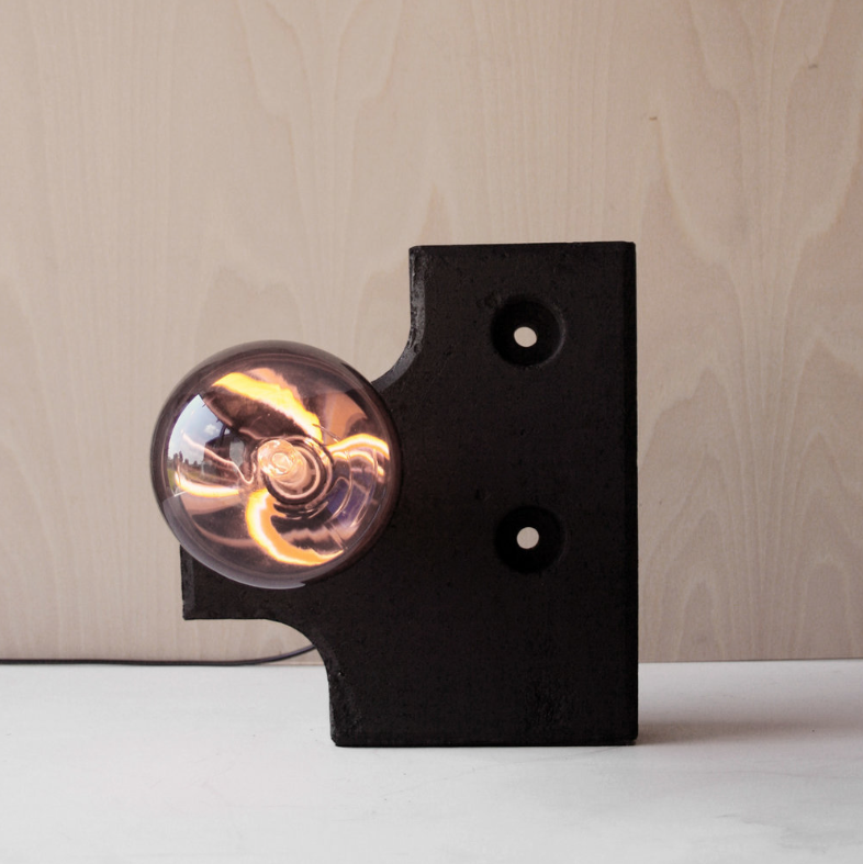 """Lampe """"New New Brutalism"""""""