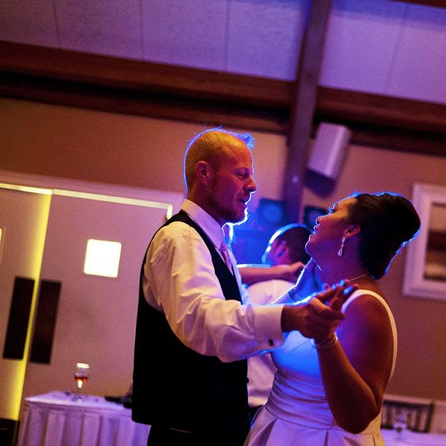 Thanks DJ, for the cool light. #vermontweddingphotographer #documentaryweddingphotography #weddingphotojournalism #weddingdance #weddingphotography #weddings #brideandgroom