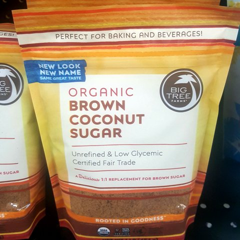 Big Tree Organic Brown Coconut Sugar