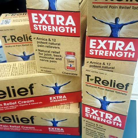 T-Relief Extra Strength Arnica