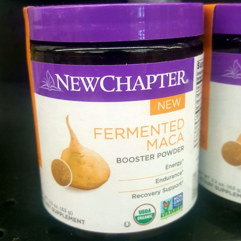New Chapter Fermented Maca