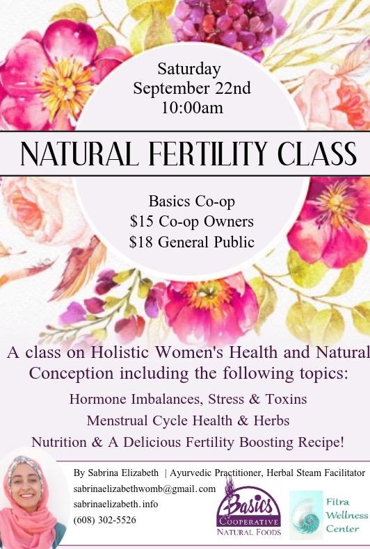 Sept 18 Sabrina Fertility class.jpg