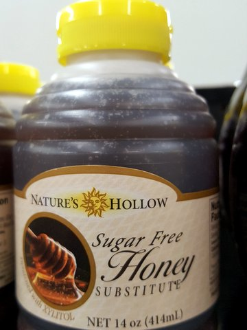 Nature's Hollow Sugar Free Honey Substitute with Xylitol