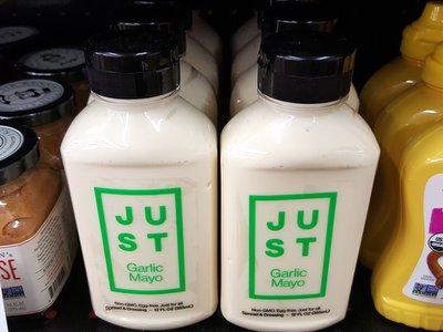 JUST vegan garlic mayo