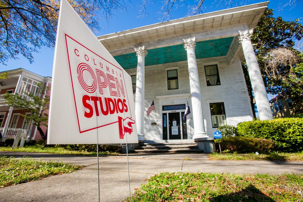 Columbia Open Studios 2017 // Photo by Jeff Blake