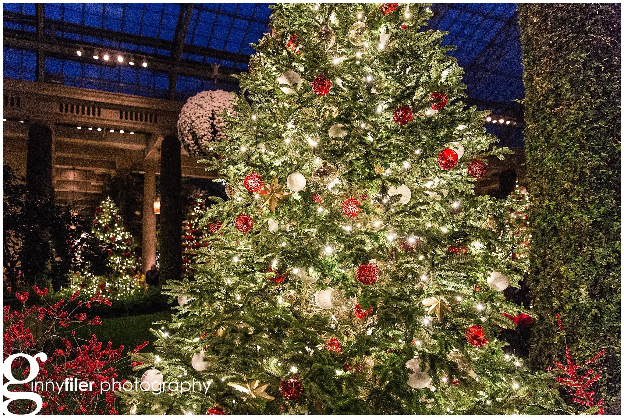 Longwood Gardens Christmas! — Ginny Filer Photography