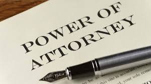 image regarding Free Printable Power of Attorney Form Kentucky titled Refreshing Expectations for a Energy of Legal professional within Kentucky Accurate