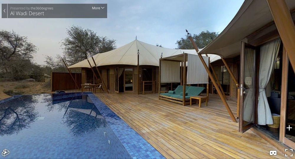 Al Wadi Desert Resort
