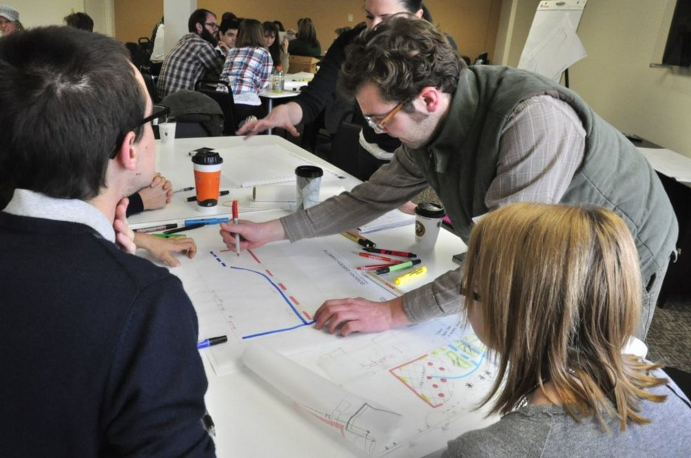 LMST Had No Open Public Collaborative Design Process