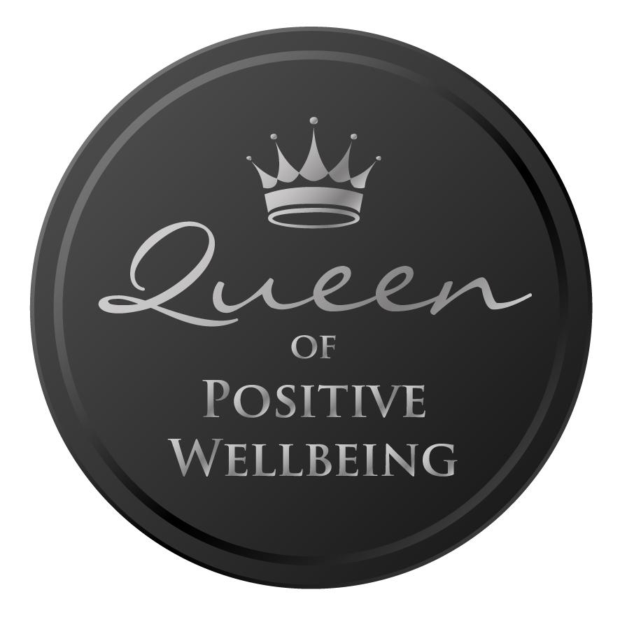 Winner of #QueenOf Positive Wellbeing 12/07/18
