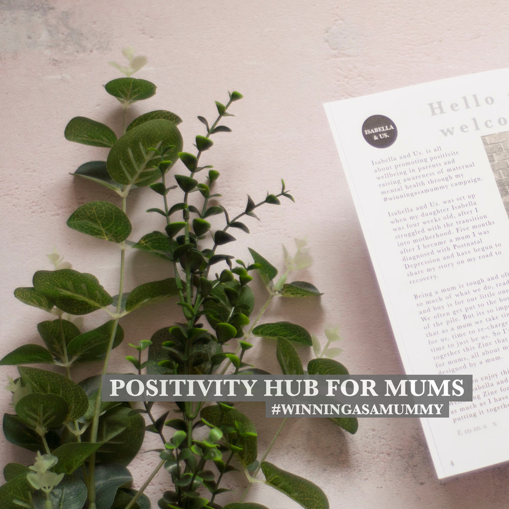 Join the posiitvity hub for mums over on facebook