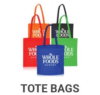 TOTE BAGS >