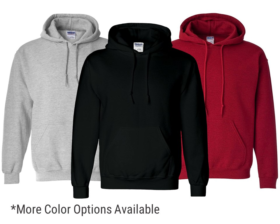 *More Color Options Available.