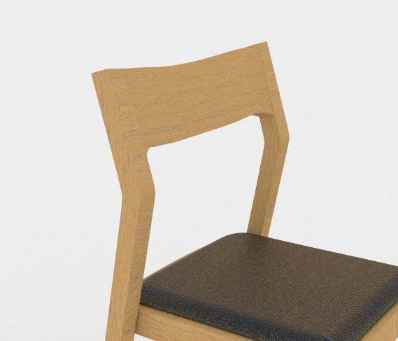 Profile Chair by Matthew Hilton