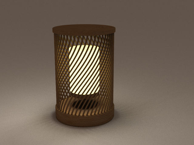 Bamboo, Lighting Product Design