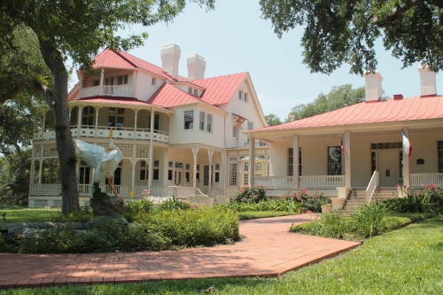 The Brackenridge Villa.