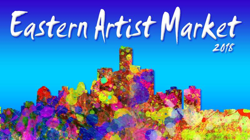 - Eastern Artist Market- May 6th- The Eastern Detroit Join in the festivities at the first annual Eastern Artist market! Featuring 38 local artists. Cash bar and catering by Esto's Garage, and Naughty Boy's Rolled Ice Cream. Skip the brunch or head over after to round out your Sunday