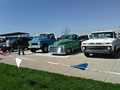 Truck fans will enjoy Spring Jefferson April 28-30.