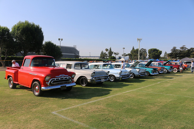 All makes are welcome at the 52nd Annual Hot August Morning Swap Meet and Car Show.