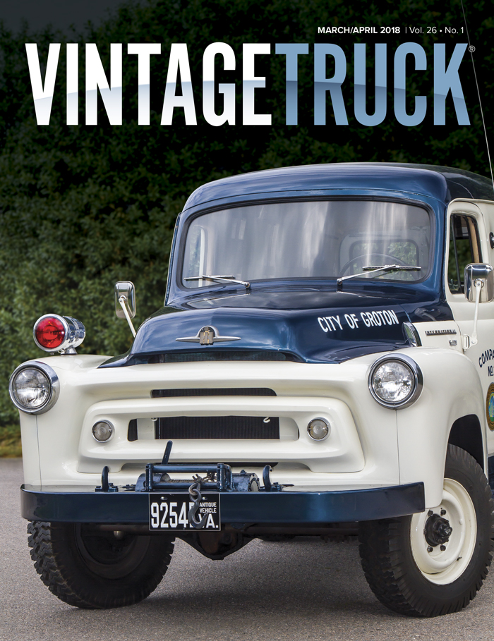 March/April 2018 Vintage Truck — Vintage Truck magazine