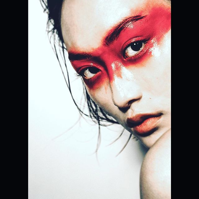 Test Shoot with @rachelyxwu  #model #london #test #photographer #photography #photo #fashion #editorial #highfashion #fineartphotography #editorialfashion #fashioninspo #portrait #portraitphotography #campaign #beauty #style #studio #studiophotography #red #nude #fotografia #españa #vogue #magazine #centralsaintmartins