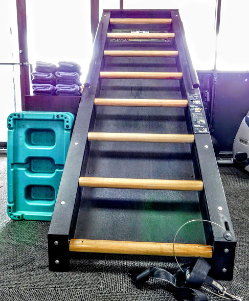 The GYM jacobs ladder