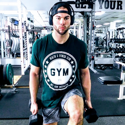 Blake  Blake was a college athlete and now a physique competitor. He uses a variety of workout styles to achieve his client's individual goals and needs. He spends time to get to know his clients on a personal level and makes his workouts fun yet challenging.