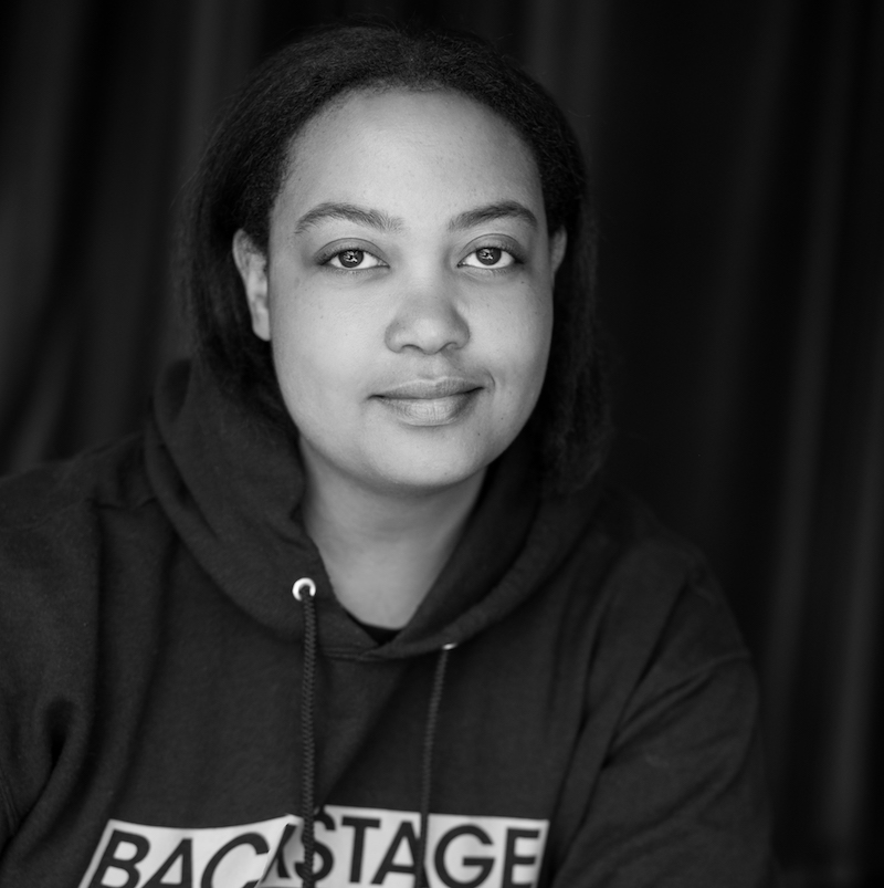 Arlan Hamilton | @arlanwashere Founder & Managing Partner, Backstage Capital