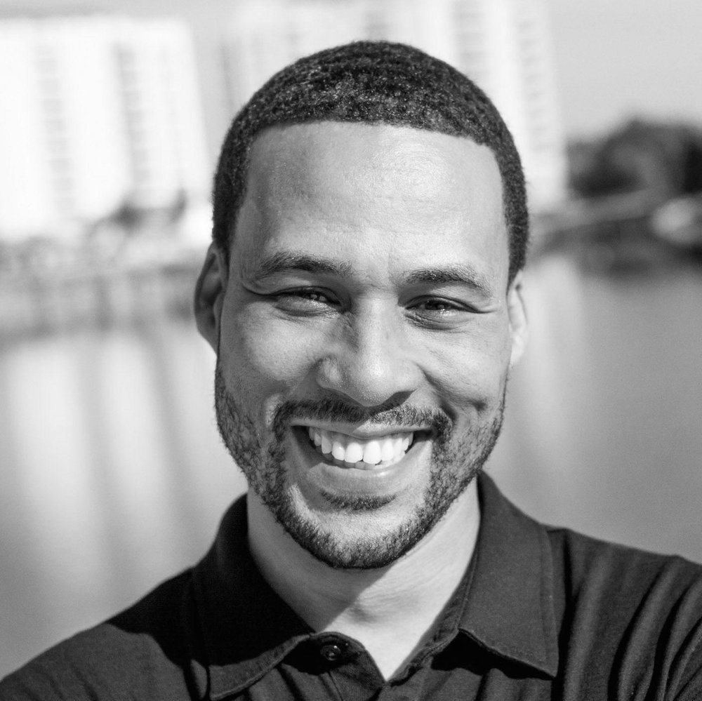 Rudiger J. Ellis | @rudyjellis Co-Founder & CEO, Switchboard Live
