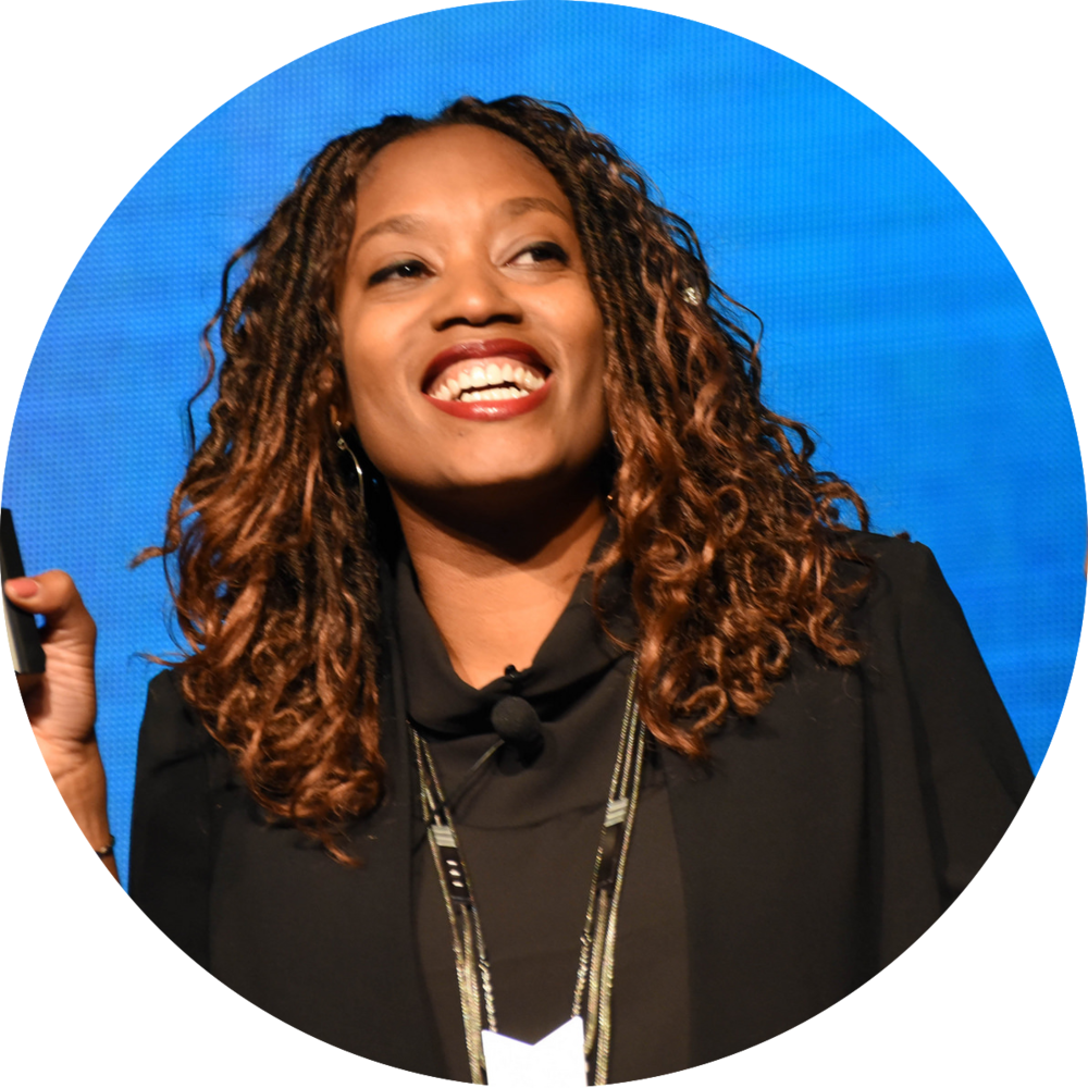 Aniyia is the Executive Director of Black & Brown Founders (BFF), and has worked for and built startups in San Francisco since 2011. She founded BBF and fashion tech startup, Tinsel, which created the world's first audio necklace and earned Aniyia a patent for her electronic jewelry designs. As CEO of Tinsel, she raised nearly $500K from investors and successfully crowdfunded support for her invention. Aniyia is also co-founder of Zebras Unite, a movement pushing for a more sustainable culture around venture capital and startups.  Entrepreneurship runs in Aniyia's bloodーshe grew up in Philadelphia where her family owned and ran a hair school and three salons. She began working in the family business from the age of 5. Aniyia is committed to helping underestimated tech entrepreneurs, and serves as a partner and special advisor to Backstage Accelerator. She also previously served as Entrepreneur-in-Residence at Code2040, and has produced several events around the U.S. for Black and Latinx founders.