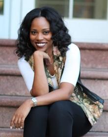 Keisha Faulkner, THL Founder