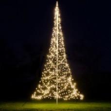 Fp Christmas Trees Off Duty Flagpoles