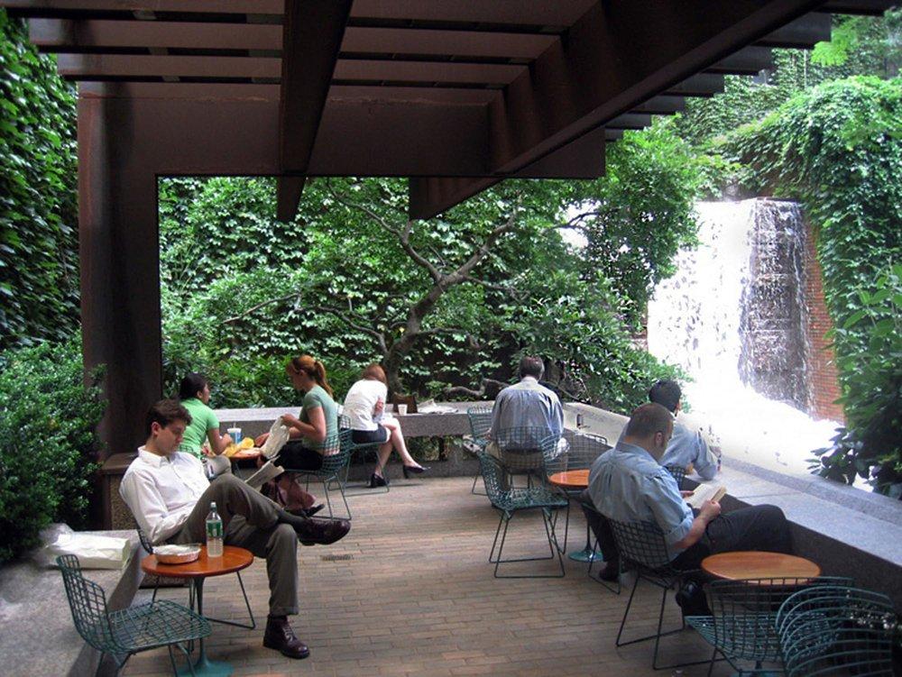 Landscape Architecture With Thomas Wirth Associates and Sasaki Associates