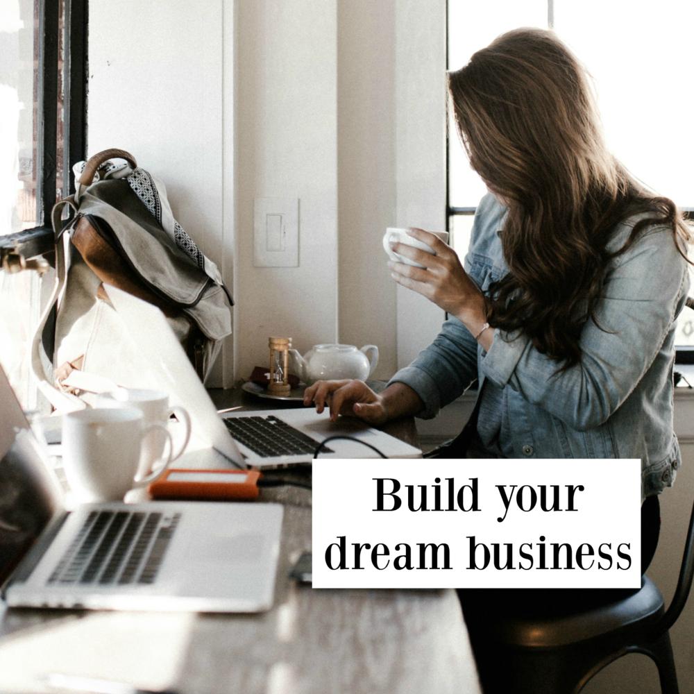 build the dream