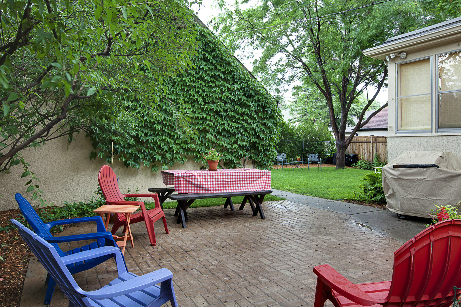 Common Patios